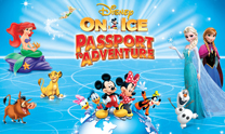 Disney On Ice - Passport to Adventure