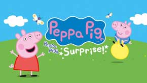 Peppa Pig Live! Surprise!