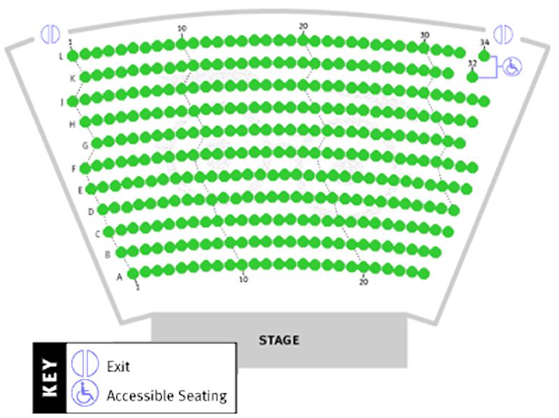 Welk Resort Theatre San Diego Seating Chart